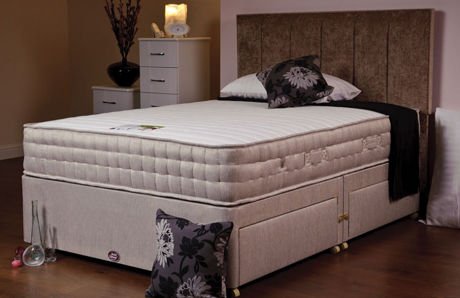 sweet dreams nelson natural bamboo 1500 mattress. Black Bedroom Furniture Sets. Home Design Ideas