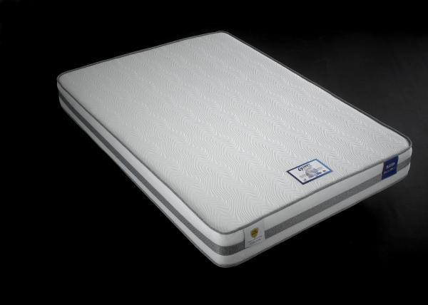 Blue Cool Memory 400 Mattress - Memory Foam Mattresses Southampton