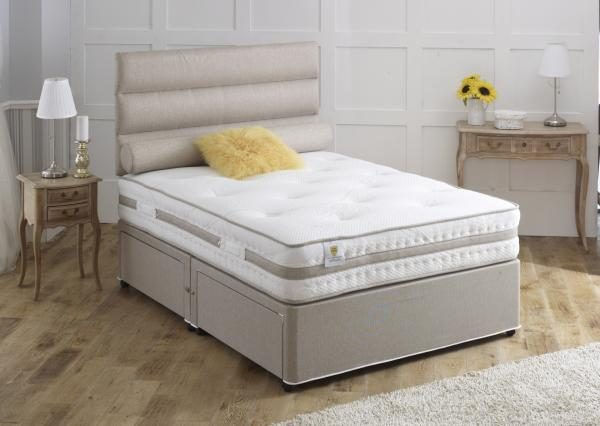 Vogue Karma 1000 Divan Set - Vogue Divan Set Southampton