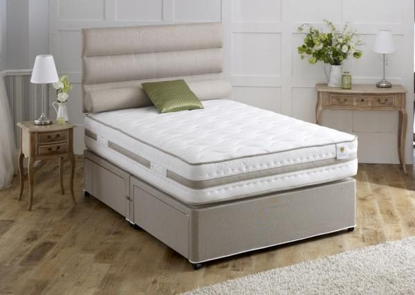 Vogue Bliss 1500 Divan Set - Divan Beds in Southampton, Hampshire