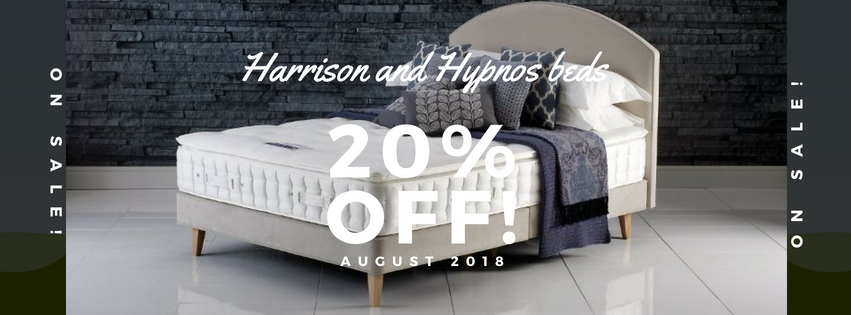 Hypnos And Harrison Beds Promotion